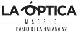 LA ÓPTICA MADRID